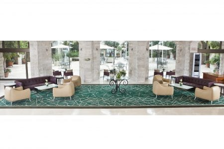 Inbal Hotel's Renovated Lobby