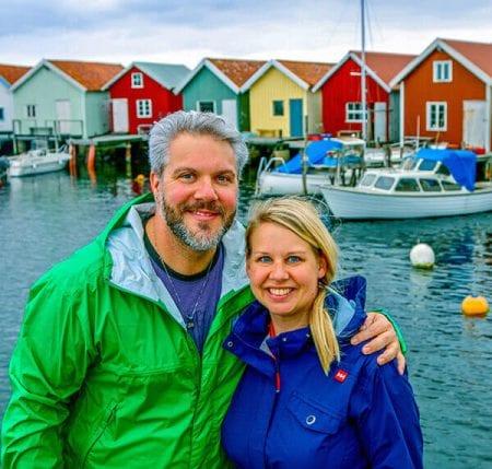 Bret Love & Mary Gabbett