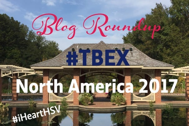 TBEX North America 2017 Blog Roundup