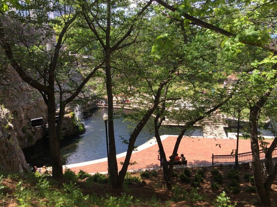 Huntsville's Big Spring Park