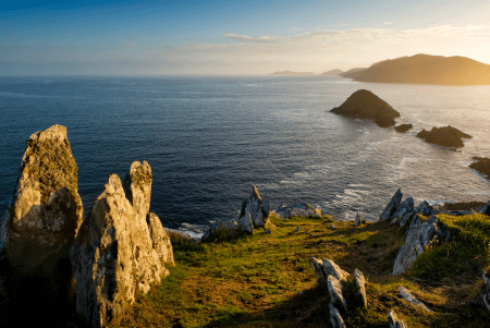 Wild Atlantic Way-County Kerry, Ireland
