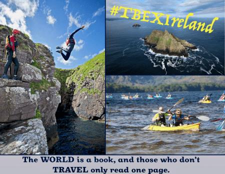 #TBEXIreland Collage