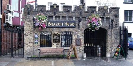 Brazen Head, oldest pubs in Ireland
