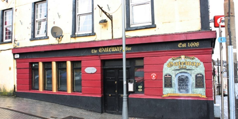 The Gateway Bar, Ireland's oldest pubs