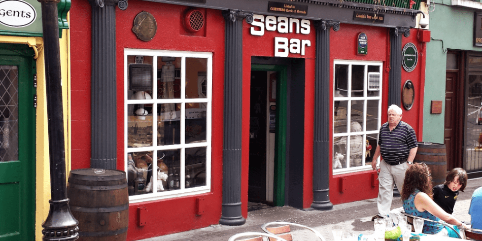 Sean's Bar, Ireland's Oldest Pub
