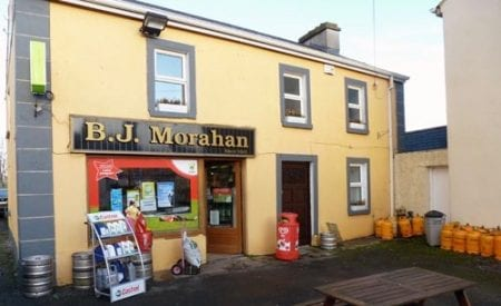 Morahan's Bar in Ballinagare