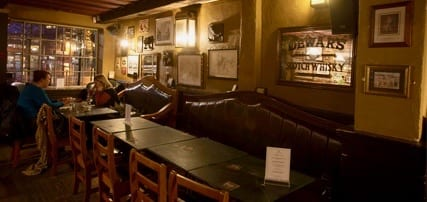 McHugh's Bar in Belfast Ireland