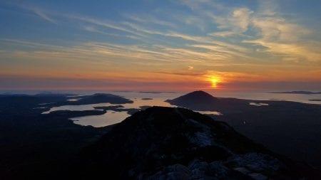 Sunset on Ireland's Wild Atlantic Coast