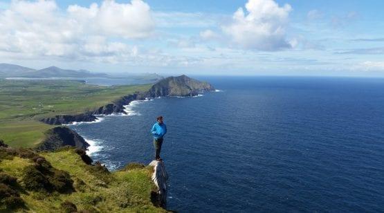 Con Moriarty-Wild Atlantic Way