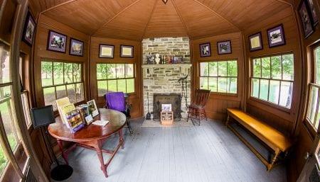 Mark Twain's Study, Elmira, NY