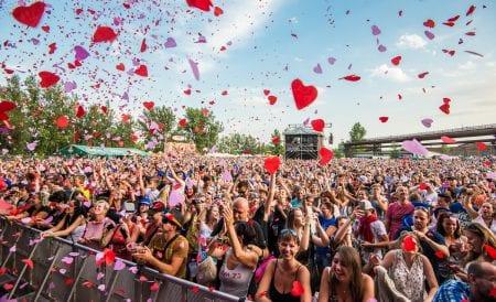 Colours of Ostrava Music Festival, CZ