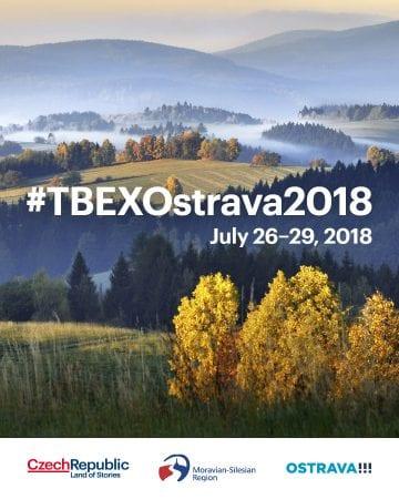 #TBEXOstrava2018