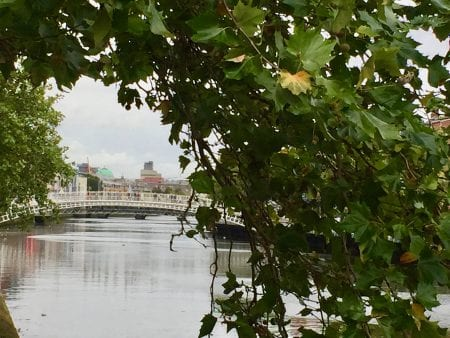 Dublin's Ha' Penny Bridge