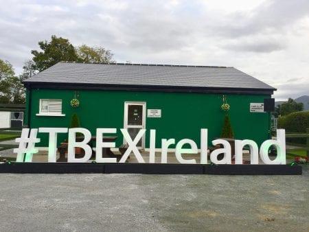 #TBEXIreland at Killarney Races