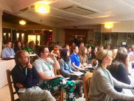 Breakout Session at TBEX Europe 2017