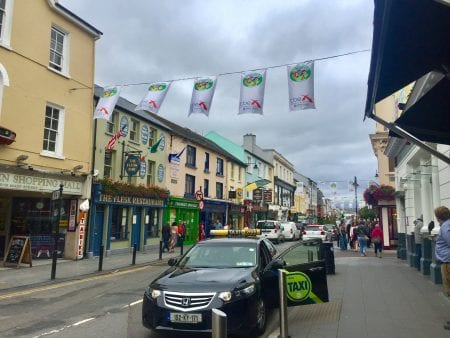 TBEX Europe 2017 in Killarney, Ireland