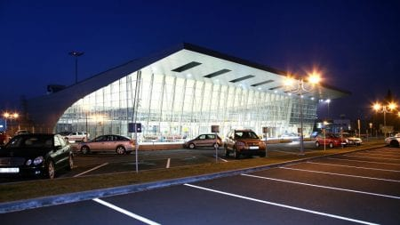 Leoš Janáček International Airport, Ostrava