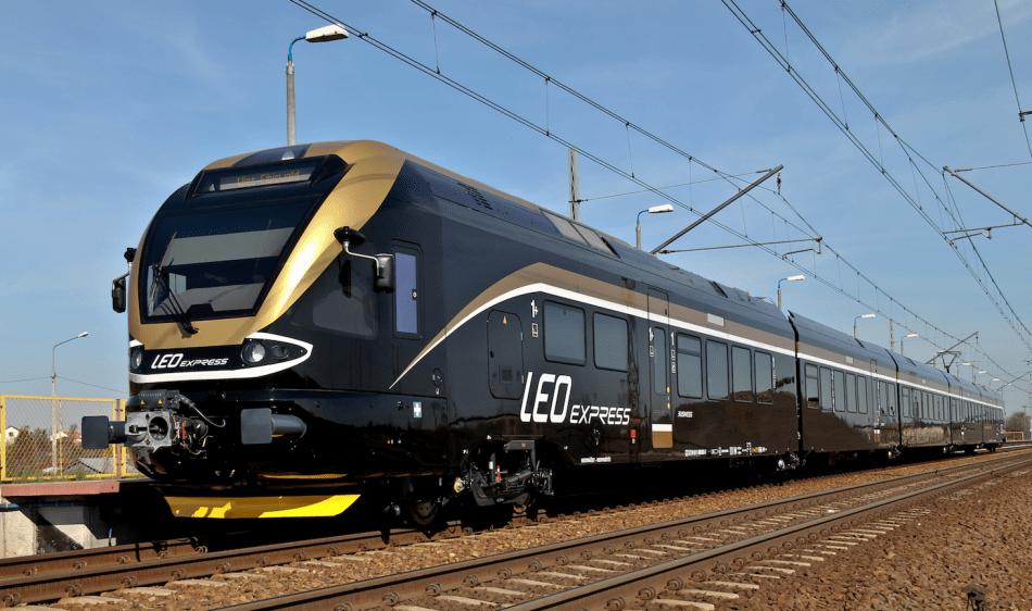 Czech Republic's Leo Express