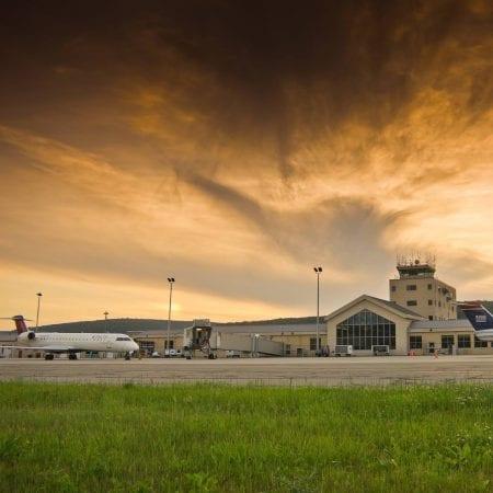 Elmira, New York Airport
