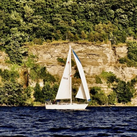 Schooner Excursions on Seneca Lake