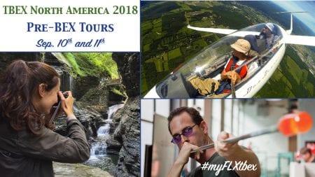 TBEX Pre & Post-BEX Tours