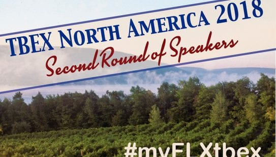 2nd Round of Speakers - #myFLXtbex