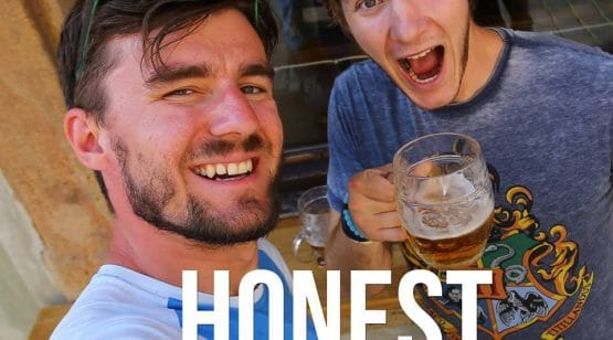 Janek Rubes and Honza Mikulka of Honest Guide