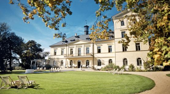 Chateau Mcely, Czech Republic