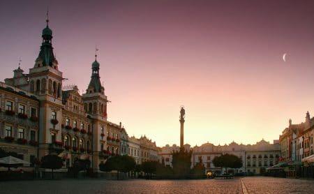 Small Town Charm in Czech Republic