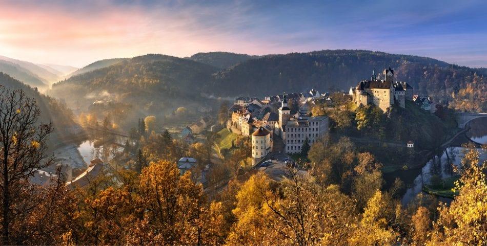 West Bohemia, Czech Republic
