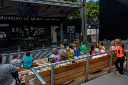 Hot Glass Roadshow