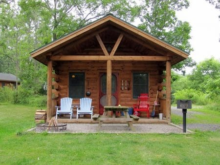 Finger Lakes Mill Creek Cabins