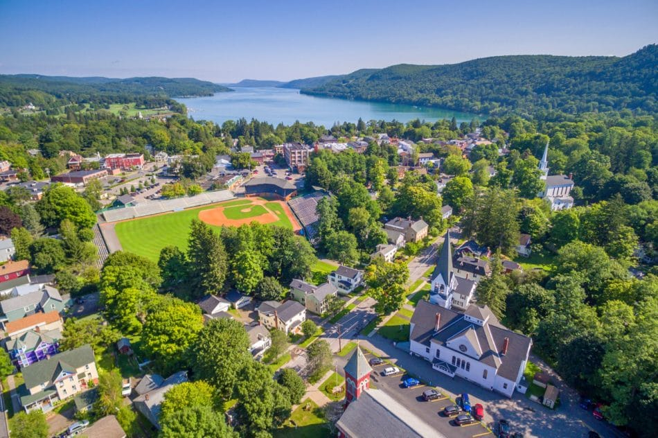 Cooperstown, New York