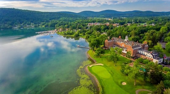 Otesaga Resort Hotel in Cooperstown, NY