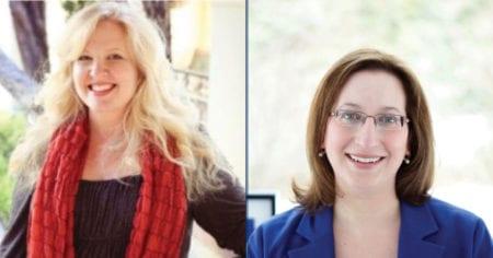 Ciaran Blumenfeld and Debbie Bookstaber