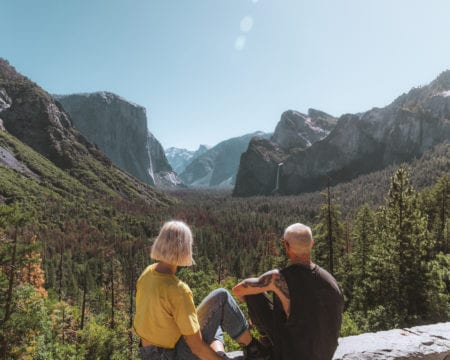 Yosemite National Park, Busabout