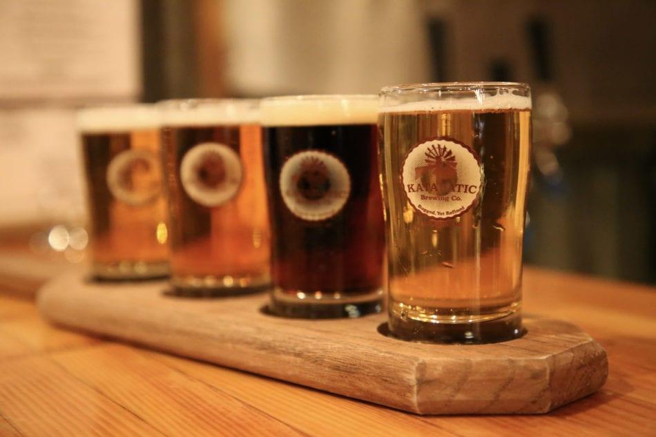 Katabatic Brewing in Livingston, MT