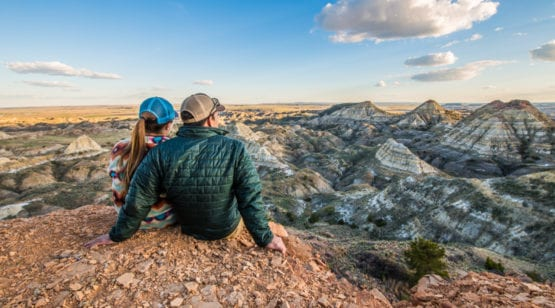 Terry Badlands, Photo Credit: Nathan Satran