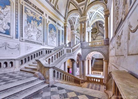 Benedettini Monastery, Catania Italy