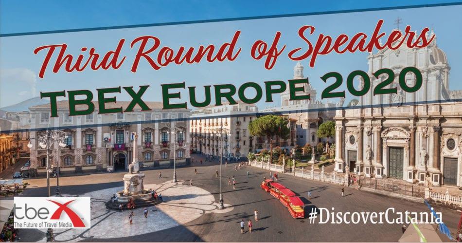 TBEX Europe 2020 Speakers