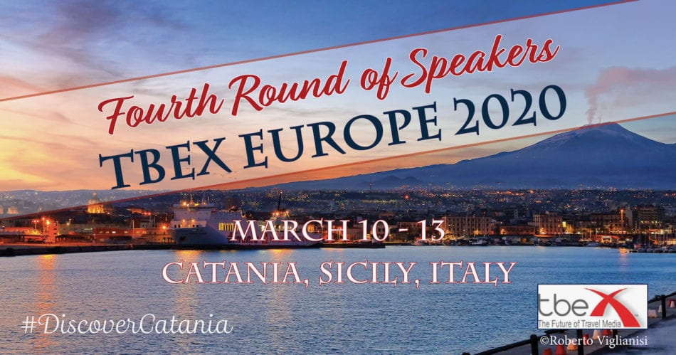 TBEX Europe 2020 Fourth Round of Speakers