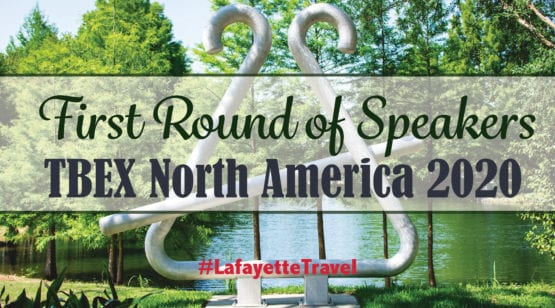 First Round of Speakers, TBEX North America 2020